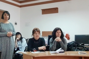"SCIENTIFIC-PRACTICAL SEMINAR ""ALTERNATIVE AND ADDITIONAL COMMUNICATION: NEW OPPORTUNITIES. THE USE OF SENSOR INTEGRATION ELEMENTS DURING THE WORK WITH CHILDREN WITH SPECIAL NEEDS"" WAS HELD IN USP"